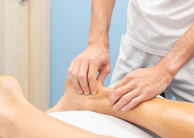 Pathologies du tendon d'Achille et autres tendons de l'arrière-pied